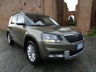 SKODA Yeti Outdoor 2.0 TDI SCR 110 CV Ambition