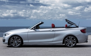 BMW Serie 2 218d Cabrio Advantage