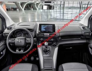 Offerta TOYOTA Proace 1.5D 120CV S&S PC-TN Furgone Compact 4p.10q Active