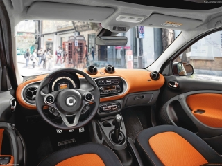 SMART forfour EQ Pure